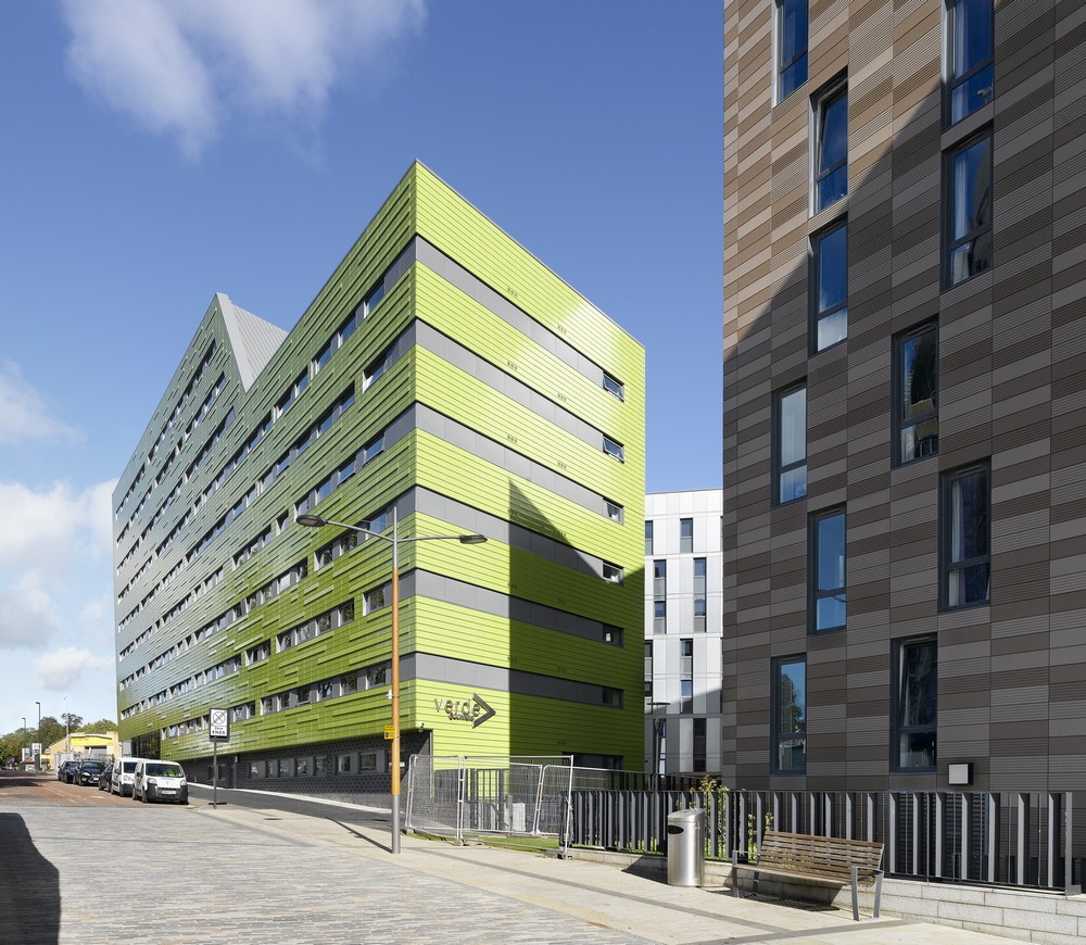 Uk S In Colorado: Verde Student Accommodation In Newcastle