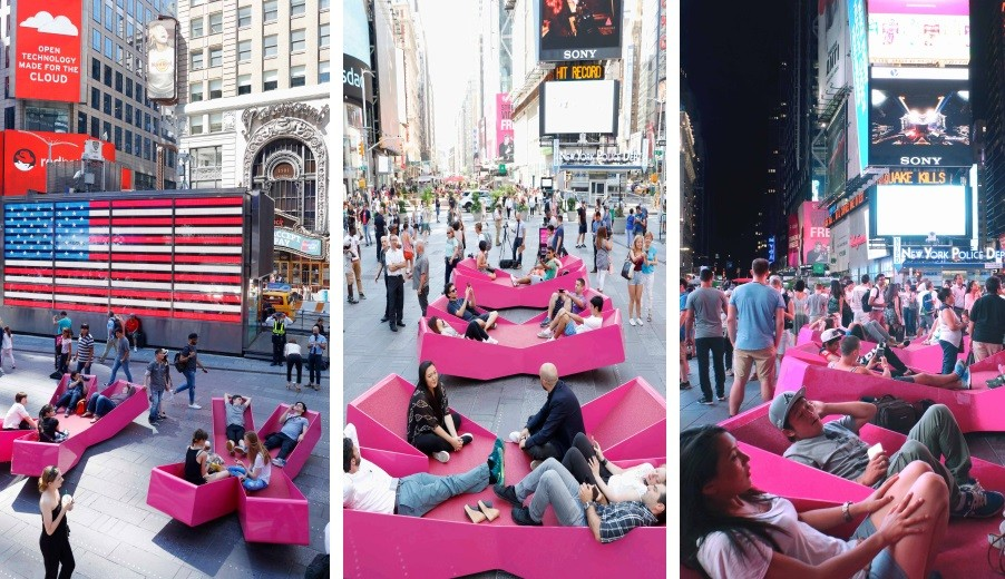XXX Times Square with Love, New York City