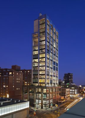200 Eleventh Avenue by Selldorf Architects