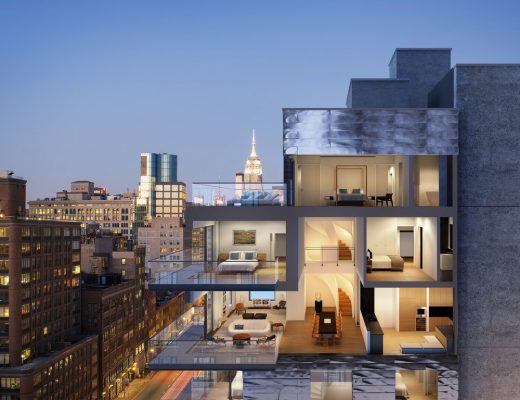 347 Bowery Manhattan by Selldorf Architects