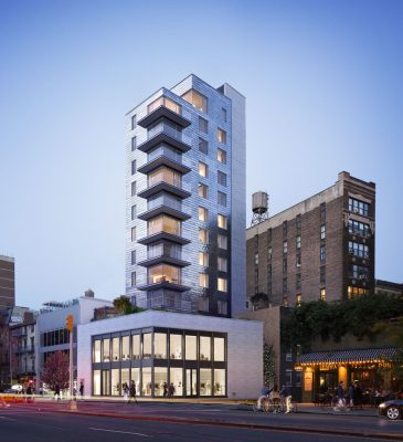 347 Bowery New York City by Selldorf Architects