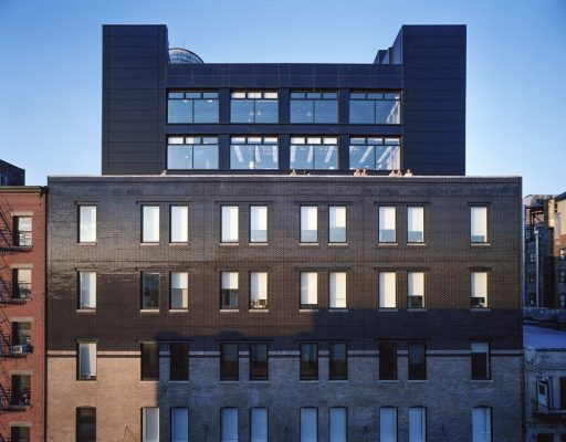 415 West 13th Street New York City by Selldorf Architects