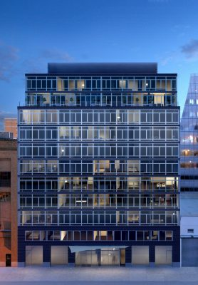 520 West Chelseat New York City by Selldorf Architects