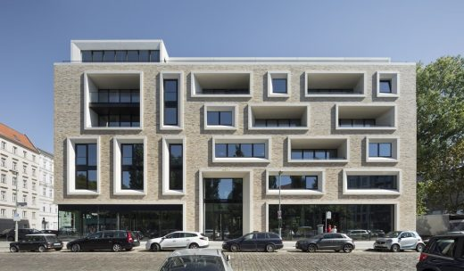 Ackerstrasse 29 Berlin Architecture News