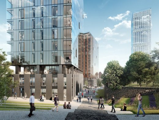 Angel Meadow at NOMA, Manchester
