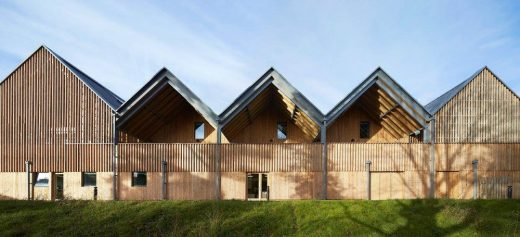Art and Design Building, Bedales School, Petersfield