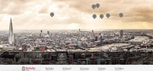 Berkeley Group lifestyle-led property search tool