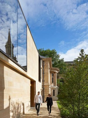 The Berrow Foundation Building and New Garden Building, Lincoln College, Oxford