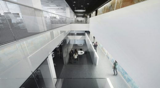 Bloomberg Center by Morphosis Architects