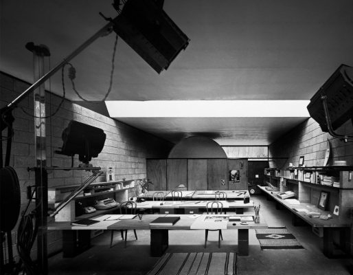 First house designed by architect Philip Johnson