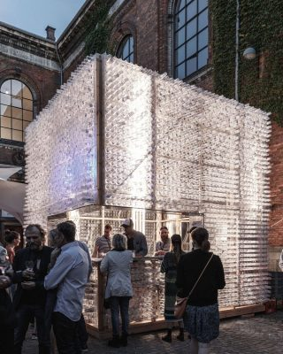 Cups of Light by Nanna Kley-Jakobsen and Victor Fruergaard CHART ARCHITECTURE Competition Finalists