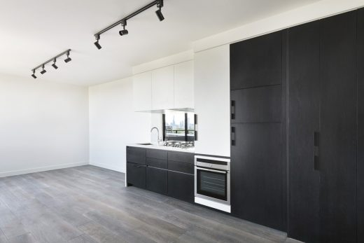 Clifton Apartments by CHT Architects
