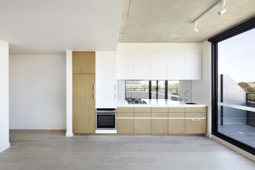 Modern Residential Development in Victoria by CHT Architects