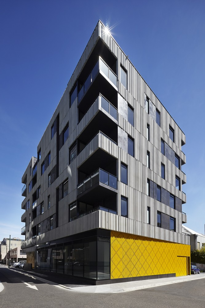 Clifton apartments in melbourne e architect for Architects melbourne