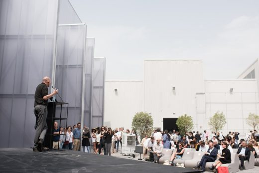 Public Lecture by Rem Koolhaas