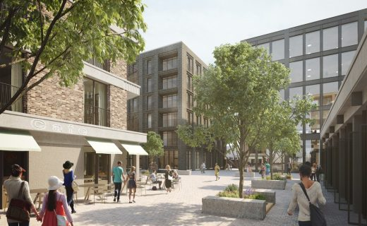 Dace Road Mixed-Use Development