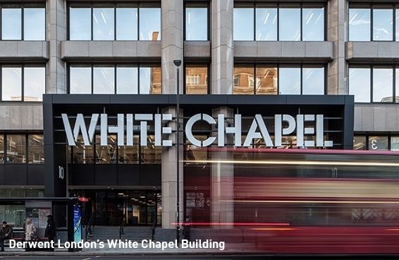 Derwent London Whitechapel Building - e-architect