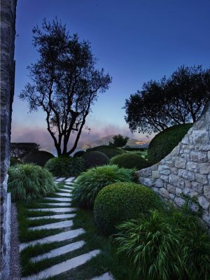 French Riviera landscape by Letitia Taylor | www.e-architect.co.uk