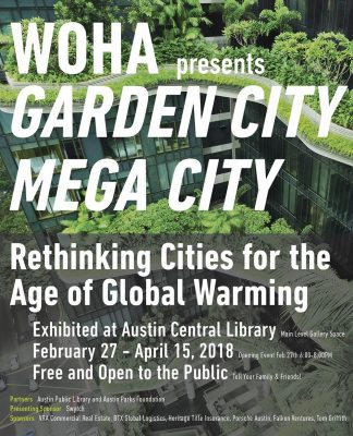 Garden City | Mega City Exhibition in Austin, Texas, USA