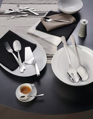 Giro - A new cutlery family for Alessi