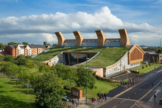 GlaxoSmithKline Carbon Neutral Laboratories for Sustainable Chemistry, Nottingham