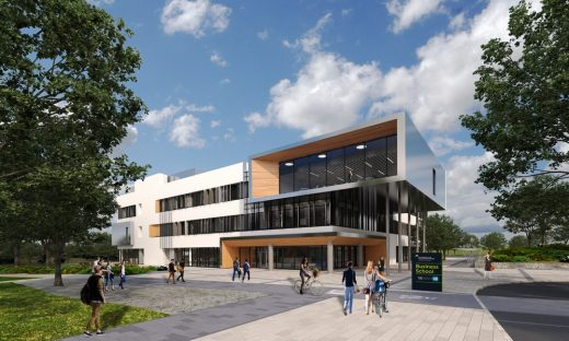 University of Gloucestershire Business School Building