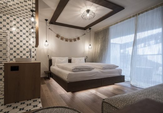 Hotel Tofana rooms