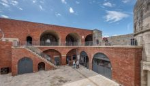 The Hotwalls Studios, Portsmouth Building