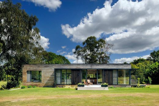 House, Hampshire, by PAD Studio