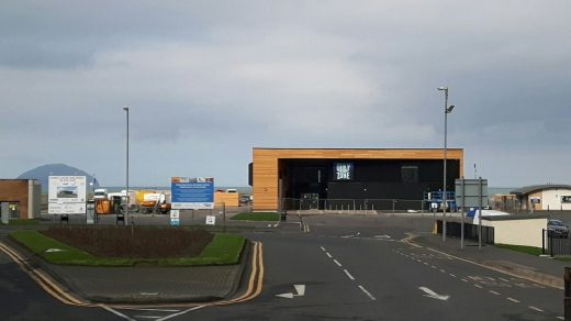 hub South West Girvan leisure centre