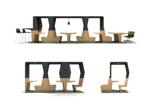 HUBB modular furniture collection