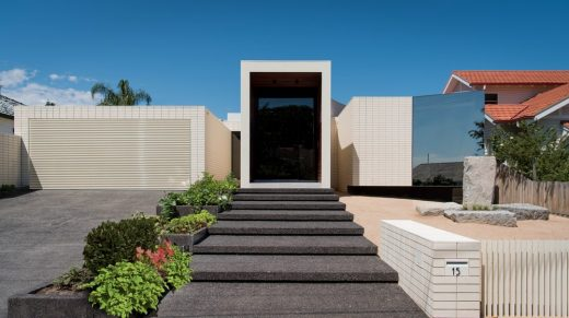 Ivanhoe House by KUD, Architects