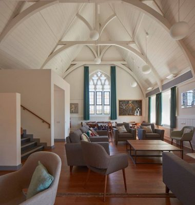 Kingsdown House, The King's School, Canterbury by Walters & Cohen Architects