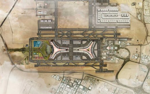 Kuwait International Airport Building