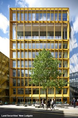 Land Securities New Ludgate Building by Fletcher Priest Architects