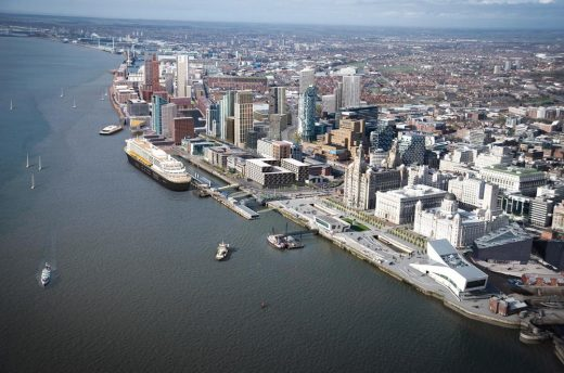 Liverpool Waters Central Docks development