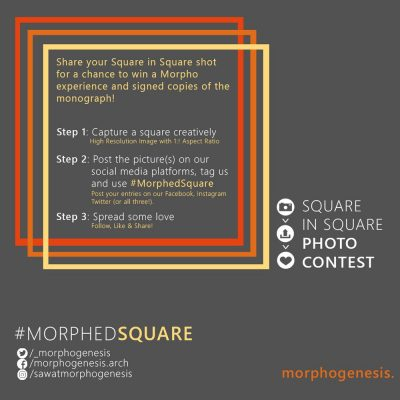 #MorphedSquare Architectural Competitions