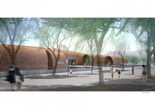 Museum of Imperial Kiln - MIPIM AR Future Project Awards