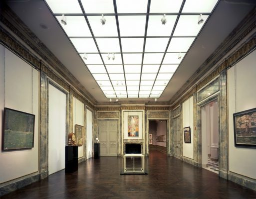 Neue Galerie New York building interior