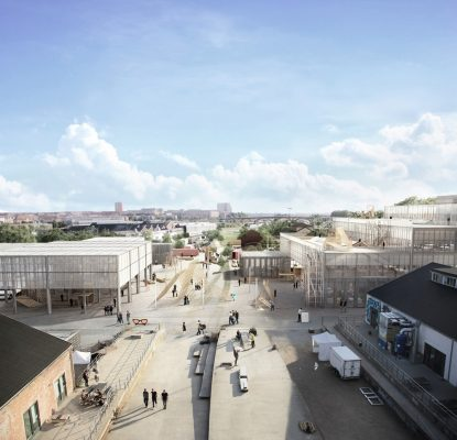New Aarhus School of Architecture Design