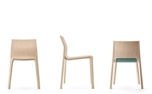 Contour - a new chair design for Ondarreta