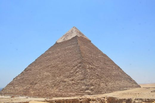 Egypt Pyramids architecture guides