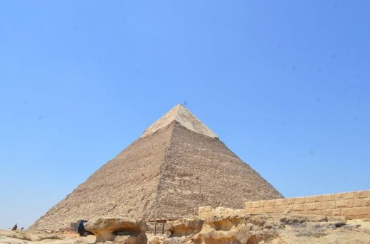 Pyramids Architecture Egypt Tours