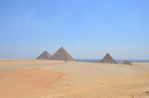 Pyramids Egyptian Architecture Tours