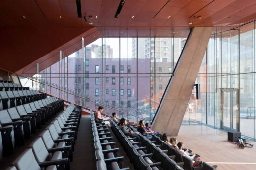 The Roy and Diana Vagelos Education Center