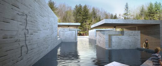 Sandy Hook Permanent Memorial Commission competition entry by Collaborative Architecture