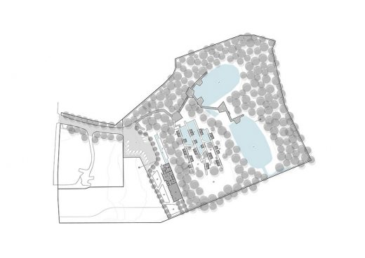 Sandy Hook Permanent Memorial Commission contest entry plan by Collaborative Architecture