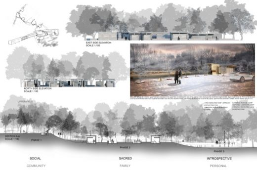 Sandy Hook Permanent Memorial Commission competition entry