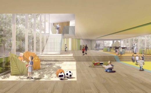 School without Classrooms Berlin winner