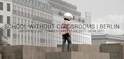 School without classrooms Berlin Competition by archasm - Architects Competitions